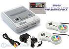 Super Nintendo Consola + 2 Mando + Super Mario y Zelda SNES Juegos