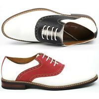 Ferro Aldo Men's Lace up Dress Classic Oxford Shoes w/ Leather Lining MFA-19268