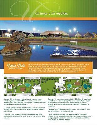 Lotes campestres Venta Villas Los Nogales 2  $605.00 m2 Dangon GL3