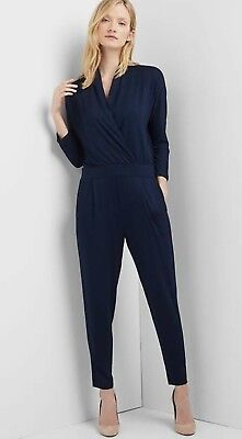 FRENCH TERRY KNIT JUMPSUIT