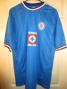 f14ab2640 Deportivo Cruz Azul Mexico Umbro Mexican Pro Soccer Blue Team Futbol ...