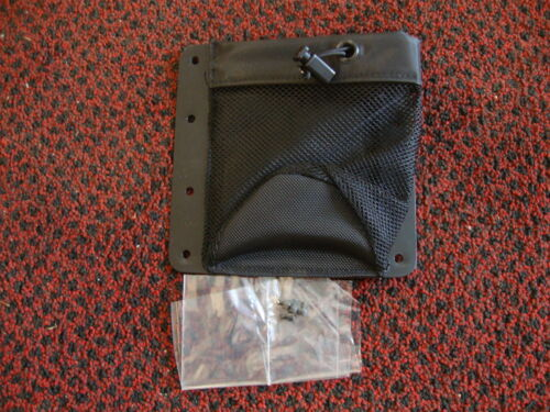 2001 POLARIS SPORTSMAN 400 4X4 NEW OEM MESH POCKET HOLDER STORAGE KIT SET 287602