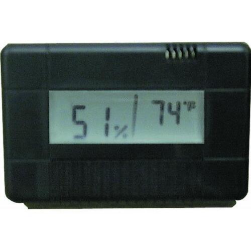 Measures Temperature And Humidity Digital Hydrometer