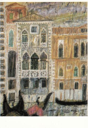 Kunstkarte Max Pfeiffer Watenphul Venedig