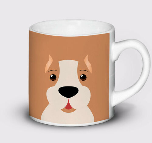 Animal Cute Tea Coffee Drink 6OZ Mug For Kids Children Cup Gift Bee Dog Duck