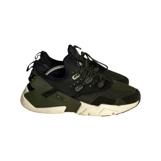 Size 10.5 - Nike Air Huarache Drift Triple Black 2018