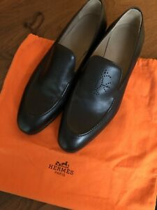 Hermes Men's Loafers Size 42   eBay