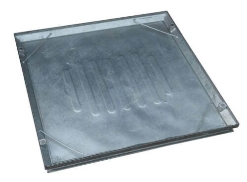 750 x 750 x 43.5mm Sealed /& Locking Internal Recessed Manhole Cover