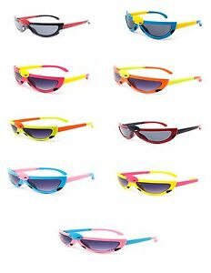 New-Childrens-Kids-Sunglasses-Girls-Boys-Ladybug-Transforming-Glasses-Shades-UK