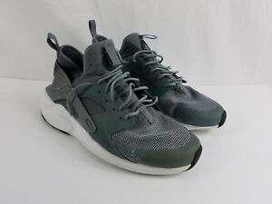 d76a35d4ee1a Nike Air Huarache Run Ultra Cool Grey and White 819685 011 - Mens ...