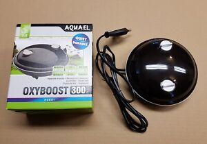 Dashing Aquael Air Pump Oxyboost Apr-300 Plus Membrane Pump With Efficiency Regulation Pet Supplies