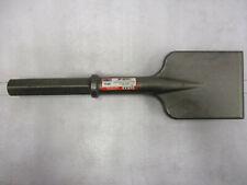 One 1 14 Hex Asphalt Cutter Air Jack Hammer Usa Made Vulcan 1046 1 14 X 6