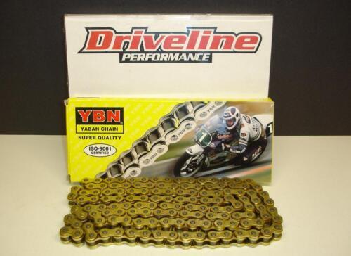 BANSHEE DRAG RACING 156LINK HEAVY DUTY GOLD CHAIN