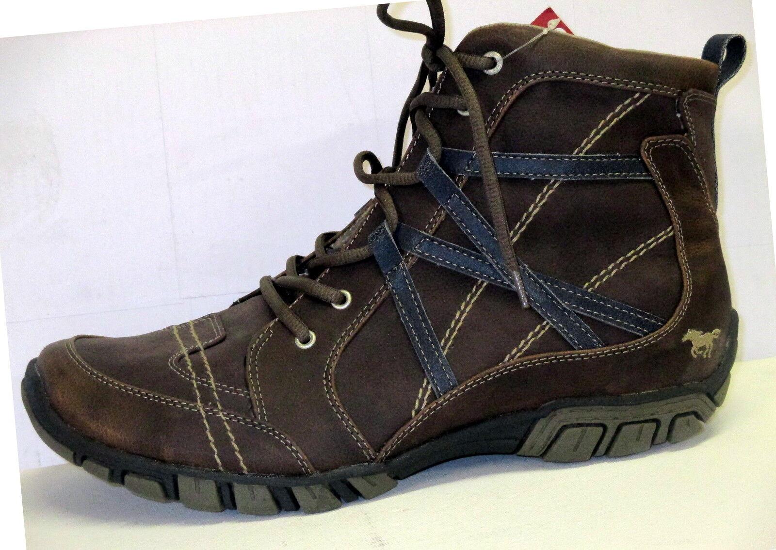 Mustang  Herren Schuhe Winterstifel in  Übergröße, Art.4002-601-32 +++NEU+++