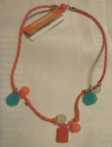 Gymboree Ice Cream Parlor 3-Pack Rings Necklace Choice NWT Choose 1 or Set
