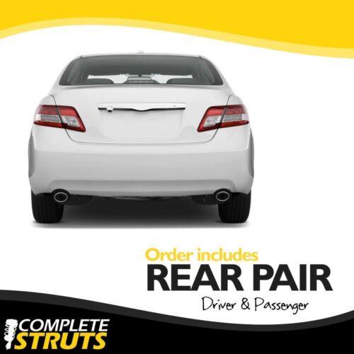 Shock Absorbers Pair 2006-2009 Pontiac Torrent Rear Left /& Right Gas Strut
