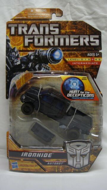 Ironhide Hasbro 98448 Transformers Deluxe Movie Collection