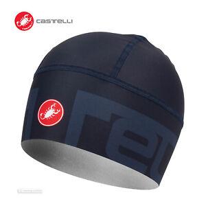DARK STEEL BLUE//PINK NEW Castelli VIVA2 W HEAD THINGY Neck Gaiter//Wrap