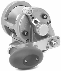 Details about Avet SX 5 3 Single Speed Lever Drag Casting Reel Color -  Silver