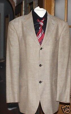 Herrenmode Kompetent Strellson Sakko Herren Edel/luxus Business Sakko Gr.98** Top