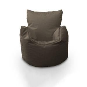 En Coton Gris Children's Kids Toddlers Filled Beanchair Bean Sac Chaise Avec Grains-afficher Le Titre D'origine Pourtant Pas Vulgaire
