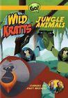 Wild Kratts Jungle Animals 0841887017060 DVD Region 1