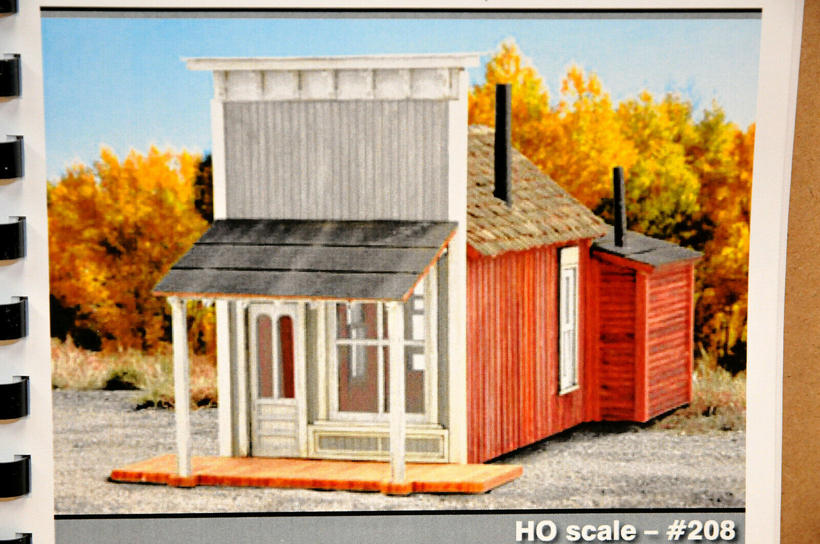 HO Wild West Scale Model Builders Bakery Kit NEW or any business