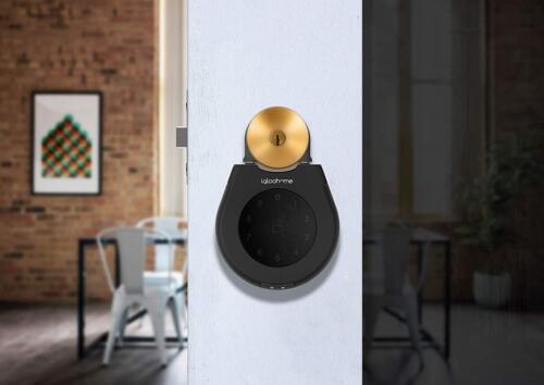 Grant Access Remotely Igloohome Smart Keybox 2 Storage Lockbox for Keys