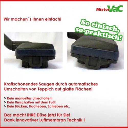 Automatikdüse Bodendüse geeignet Miele S 5510
