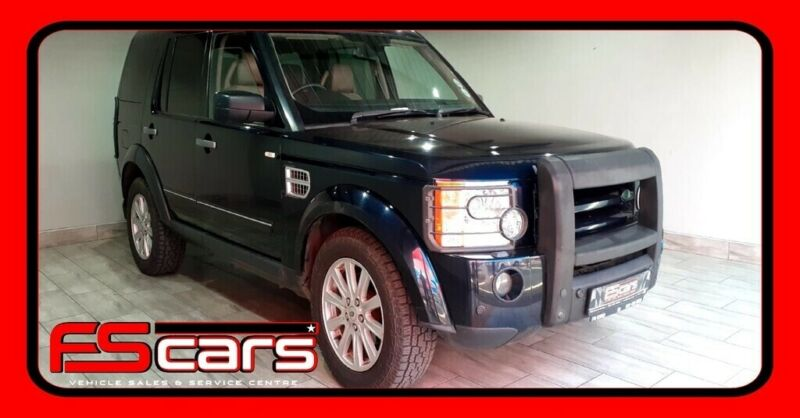 2009 LAND ROVER DISCOVERY 3 V8 HSE A/T