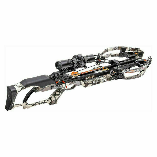 Ravin R20 Crossbow Package-Predator Camo R024
