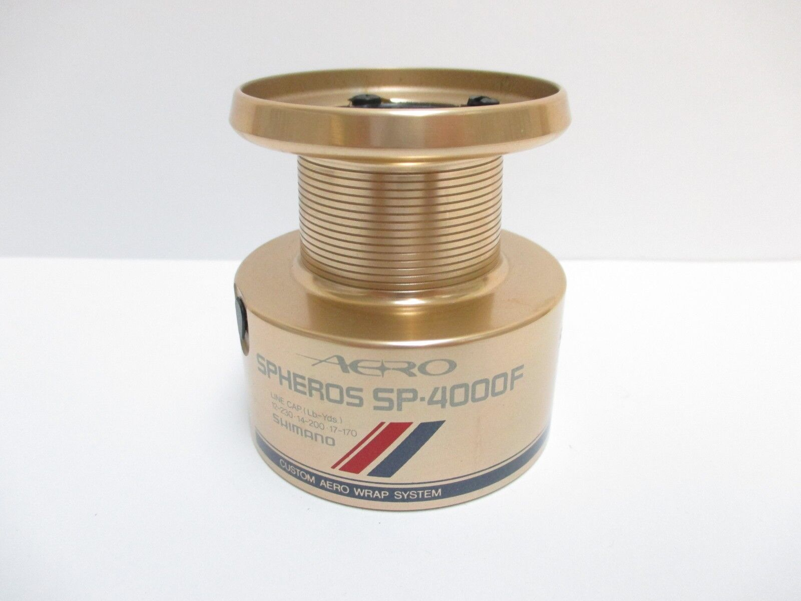 SHIMANO SPINNING REEL PART - RD3180 Spheros 4000F - Spool Assembly  A