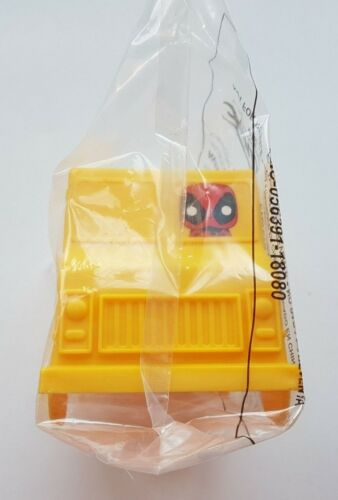 Funko Pop Deadpool Taco Holder Stand Chimichanga Truck Marvel Collector Corps