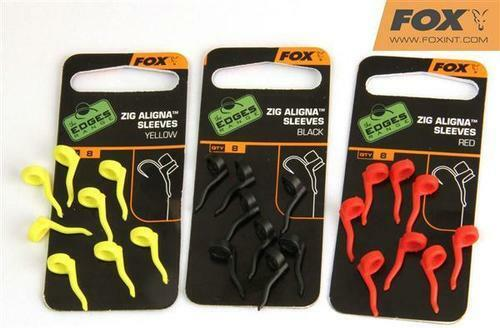 Fox Zig Aligna // Kits All Colours // Carp Fishing Sleeves Foam