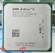AMD Athlon II X2 245 - 2.9Ghz - Socket AM2+ y AM3 CPU Procesador