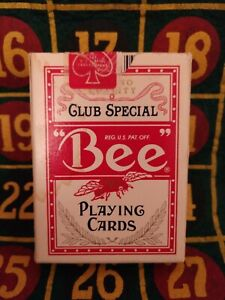 Vintage-Deck-Fremont-Sam-Boyd-039-s-Hotel-amp-Casino-Playing-Cards-Bee-No-92-Special