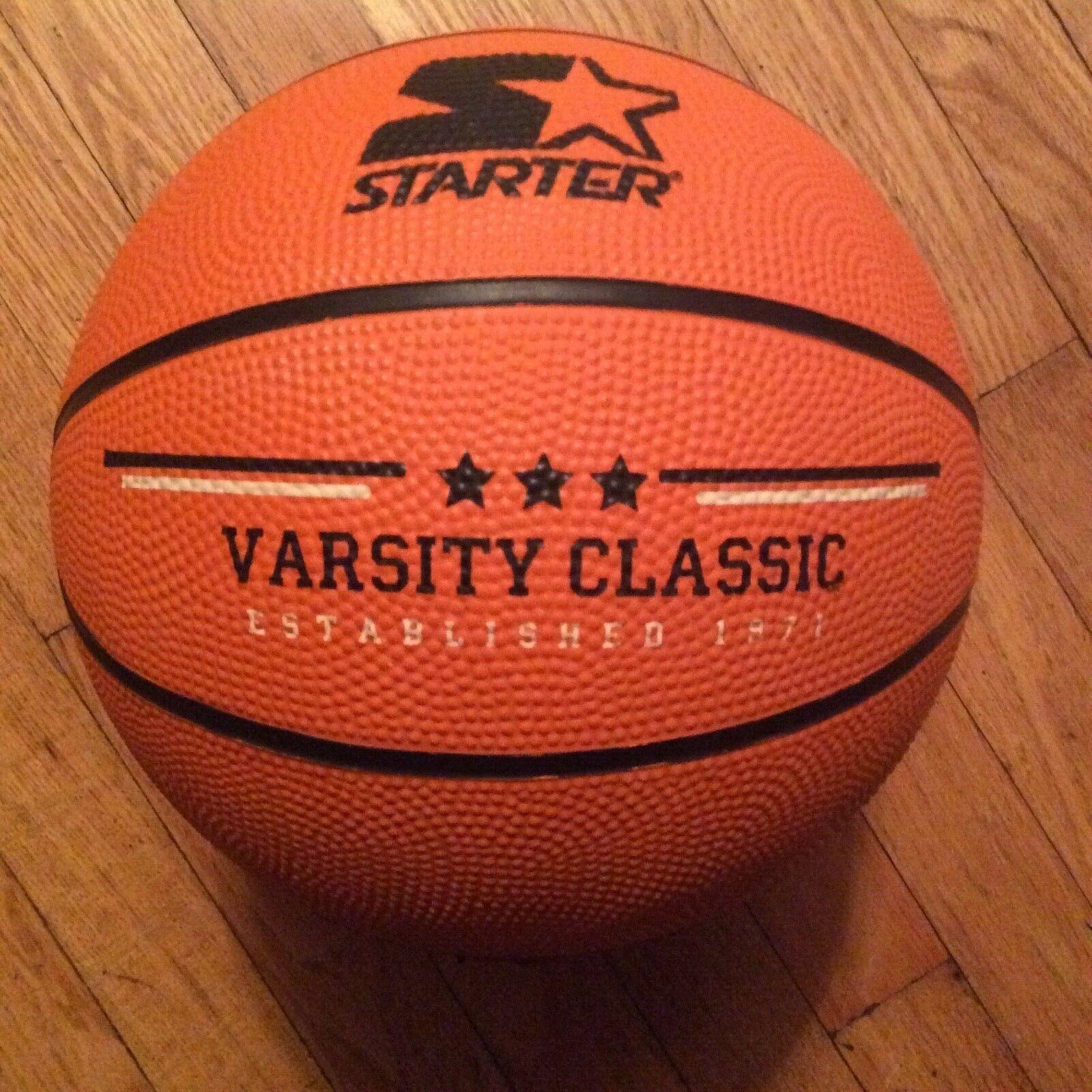 STARTER BRAND FULL SIZE BASKETBALL, (VARSITY CLASSIC) SUPER RARE, NEW