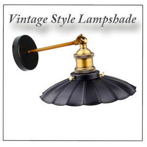 Modern-Lamp-Fitting-Fixture-Vintage-Retro-Industrial-Rustic-Sconce-Wall-Light-UK