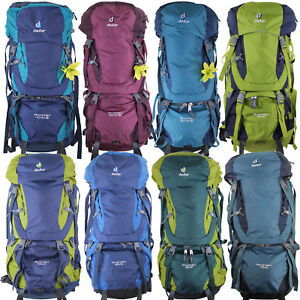 Deuter Aircontact 60+10 SL 3320416 Trekking Aircontact System: Best Price in Malaysia