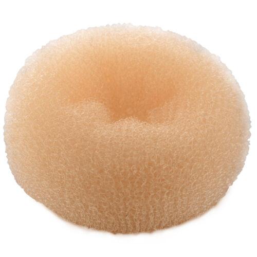 Blond Donut Anneau de cheveux Bun chignon outil pour Coiffeur  K3H7