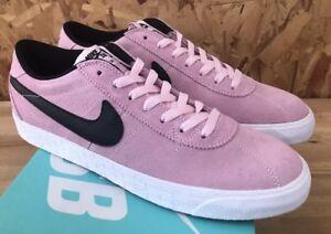 9981839e3e9 Nike SB Bruin Zoom PRM SE Prism Pink Black White Sz 10.5 NIB 877045 ...