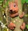 Novelty-Resin-Garden-Tree-Hugger-Peeker-Animal-Fairy-Ornament-Outdoor-Fence-Shed thumbnail 5