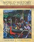 World History: Human Odyssey by Jackson J Spielvogel (Paperback / softback, 1997)