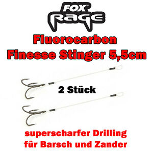 Fox Rage Finesse Stinger Angsthaken
