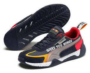 new styles 953b5 2ee41 Details about Sports Shoes puma Red Bull Racing Formula 1 Man Suede Winter  2019/20
