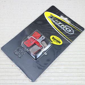 TEKTRO-D40-11-Metall-Ceramic-Bremsbelag-fuer-Dorado-HD-E710-E-Bike-Scheibenbremse