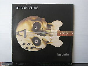 BE-BOP-DELUXE-Axe-Victim-1974-UK-HARVEST-RECORDS-VINYL-LP-Free-UK-Post