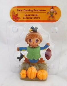 2017-Solar-Dancing-Boy-Scarecrow-Bobble-Head-Figure-Figurine-Thanksgiving-Decor