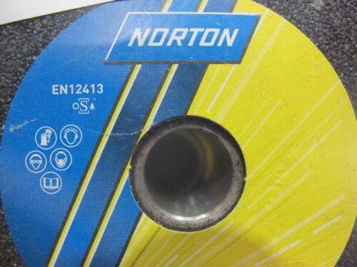 2 Stück Norton Schleifscheibe Schleifstein 175x31,5x20mm Neu #23675