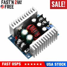 20a300w Step Down Buck Boost Power Adjustable Charger Board Dc Dc Converter Tool